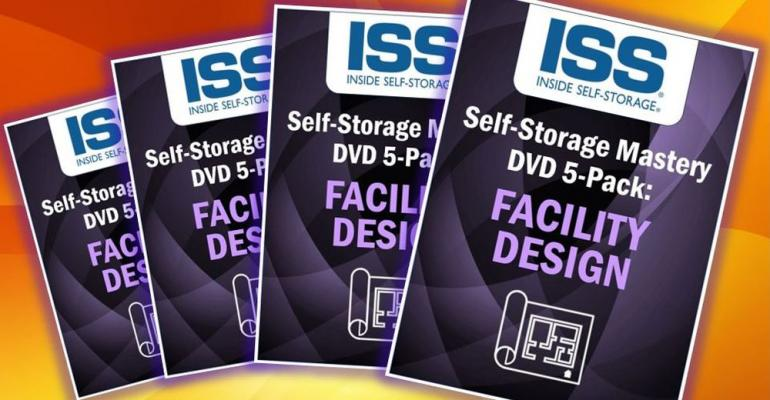 ISS Store Featured Product: Self-Storage Mastery DVDs on Facility Design
