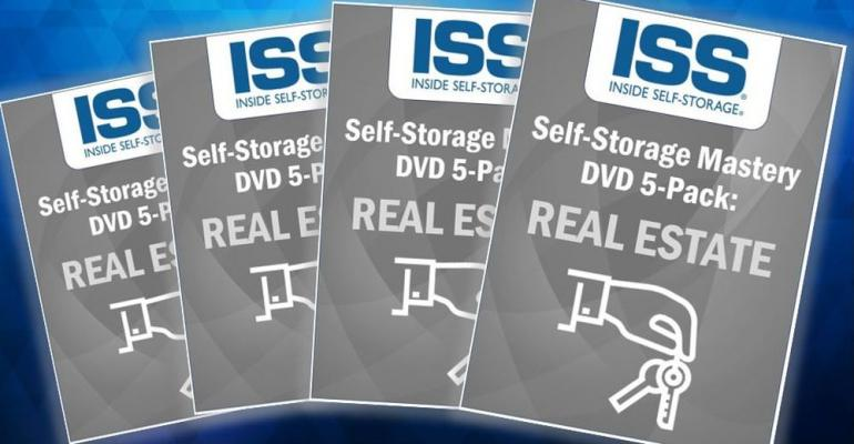 ISS Store Featured Product: Mastery DVDs on Self-Storage Real Estate