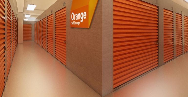 Orange Self Storage in India
