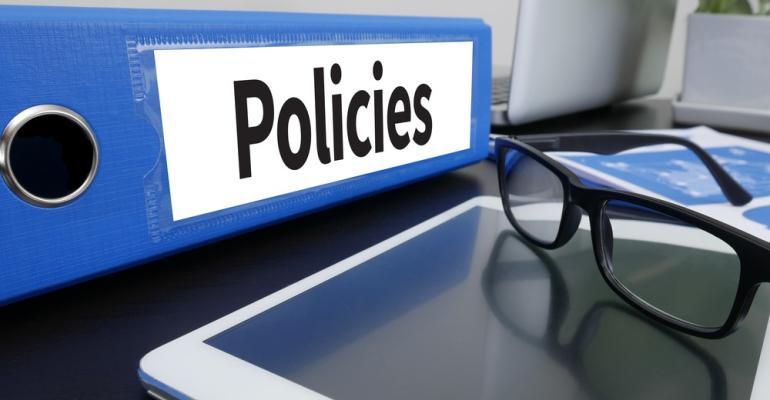 Policies manual