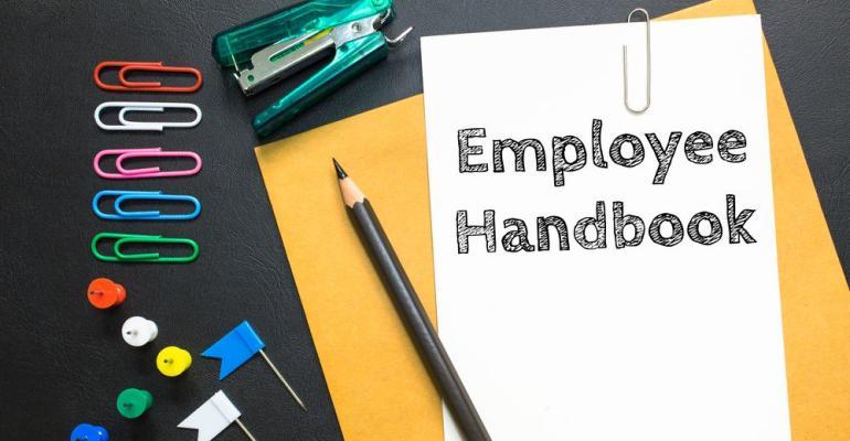 Self-Storage Employee Handbook