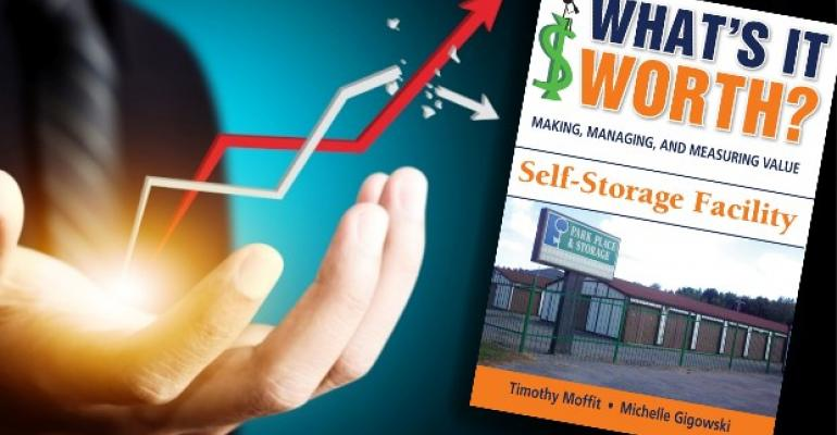 ISS Store Featured Product: Self-Storage Facility-Valuation Book 'What's It Worth?'