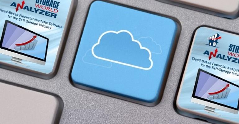 Storage World Analyzer Cloud-Based Software