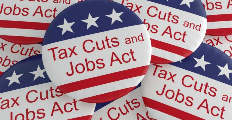 The Tax Cuts and Jobs Act of 2017