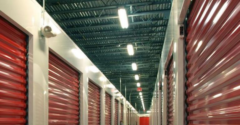 Self-Storage Hallway Lighting
