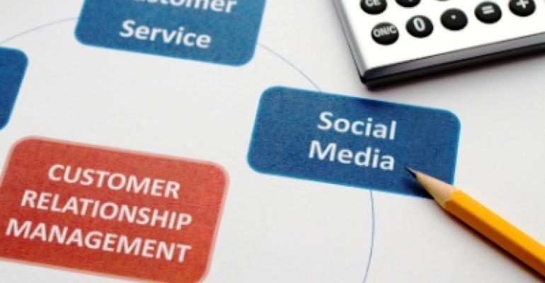 Social Media Customer Relationship Management