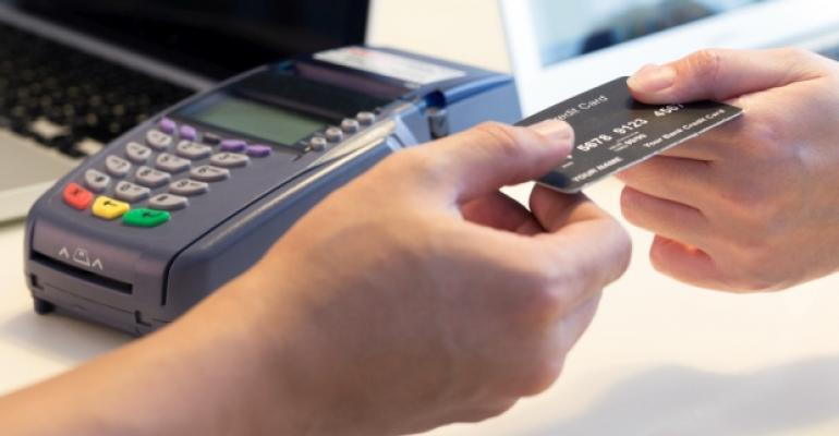 Taking a Credit Card Payment