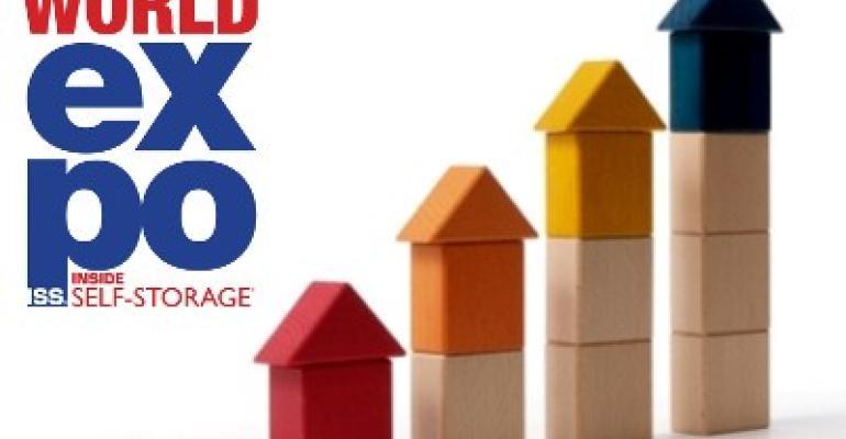 Building Blocks Inside Self-Storage World Expo