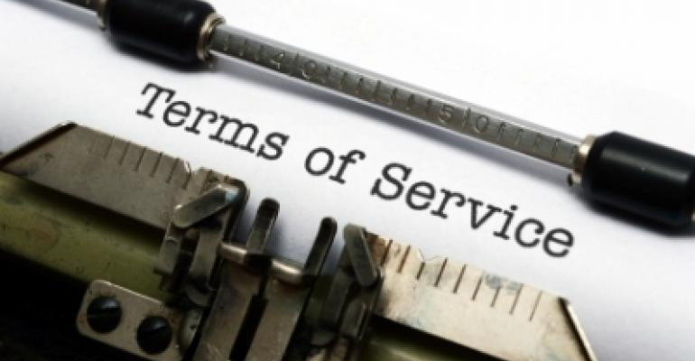 Terms of Service Agreement