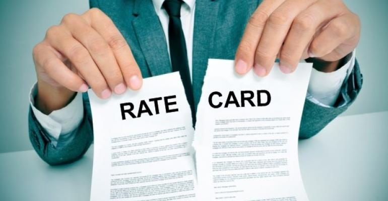 Throw Away Your Self-Storage Rate Card by Negotiating Your Prices