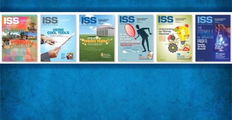 ISS Digital Magazine Subscription