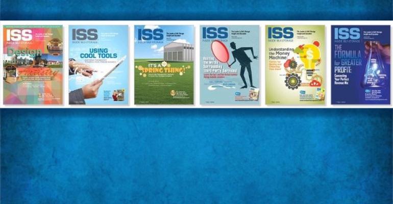 ISS Digital Magazine Subscription