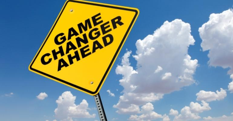 Game Changer Sign