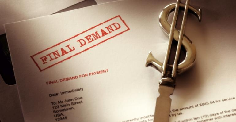 Final Demand Collections Letter