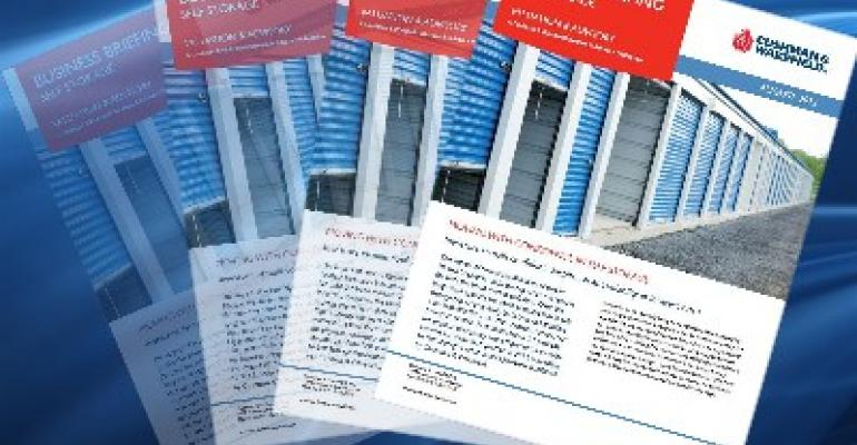 Cushman & Wakefield Self-Storage Business Brief