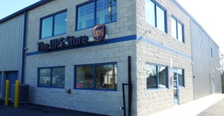 Self-Storage UPS Store