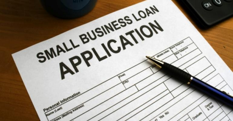 Small Business Loan Application