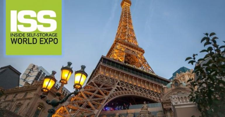 ISS World Expo at Paris Las Vegas