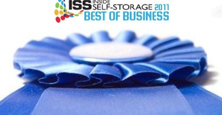 Inside Self-Storage Best of Business Winners