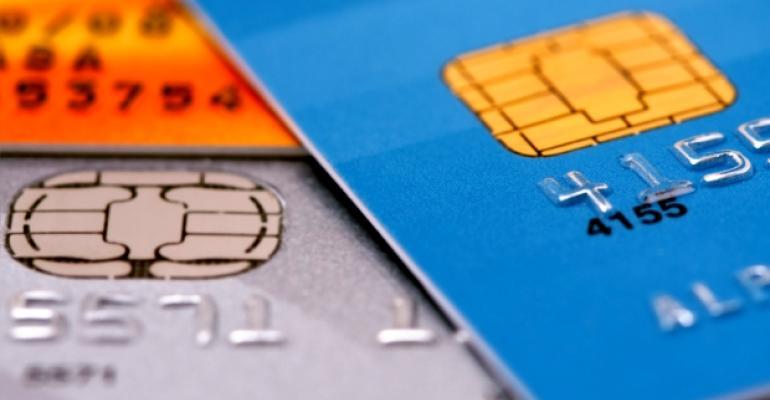 EMV Chip PIN Technology Credit Cards