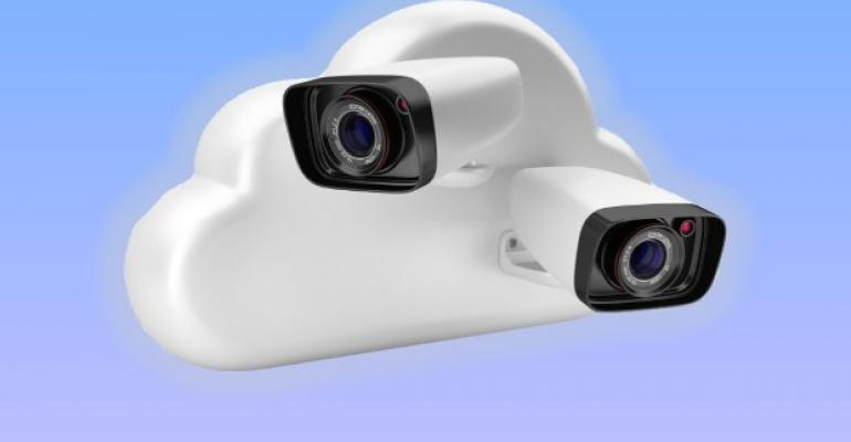 Cloud Video-Surveillance Camera