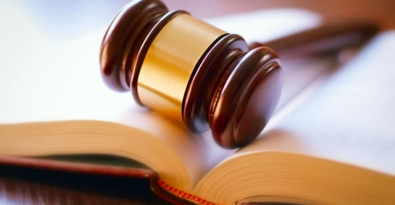 Legal Gavel Book