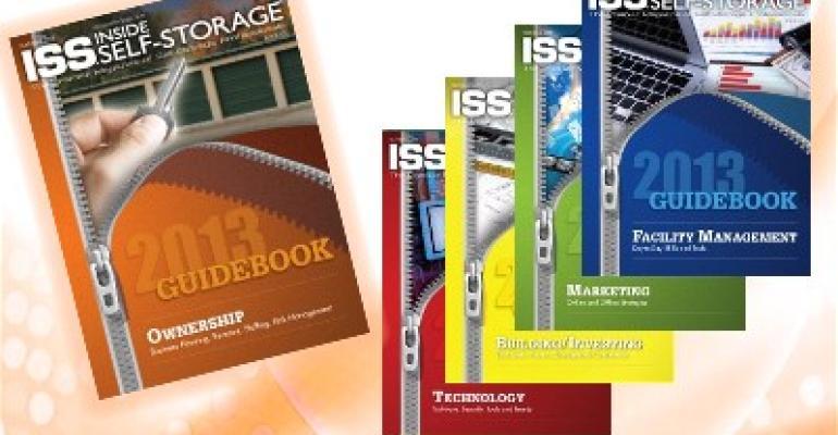 Inside Self-Storage 2013 Guidebook Series