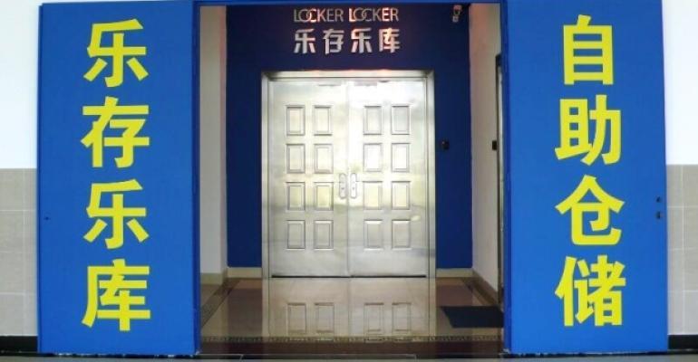 Locker Locker Self Storage of China