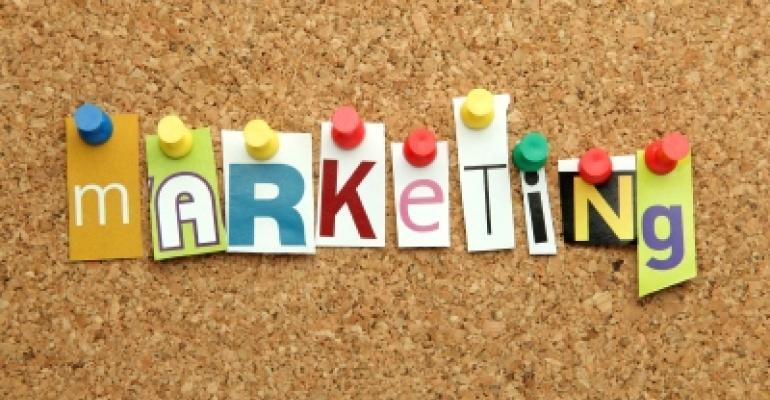 Marketing Cork Board