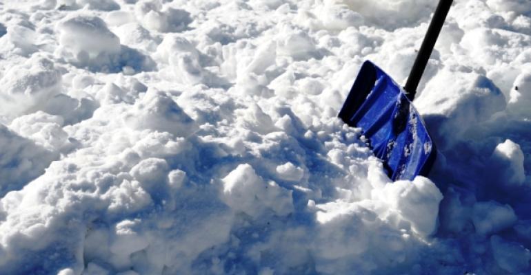 Snow Shovel