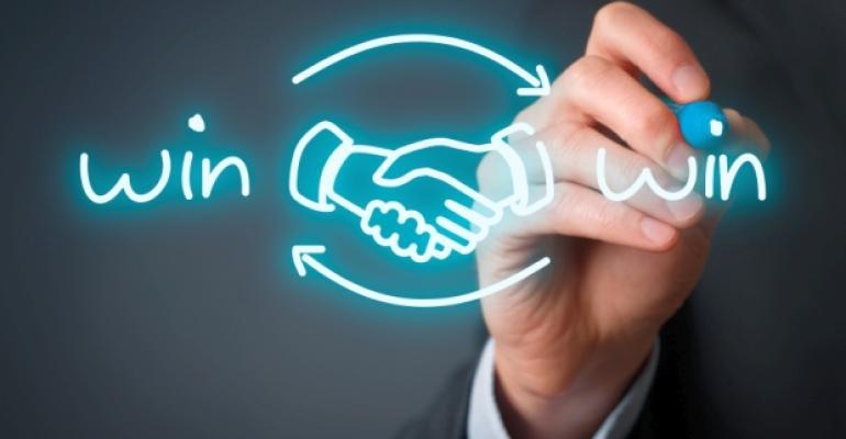 Joint-venture partnership