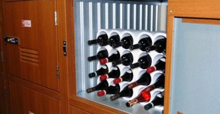 Self-Storage Wine Storage