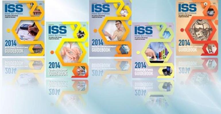 ISS 2014 Guidebook Series