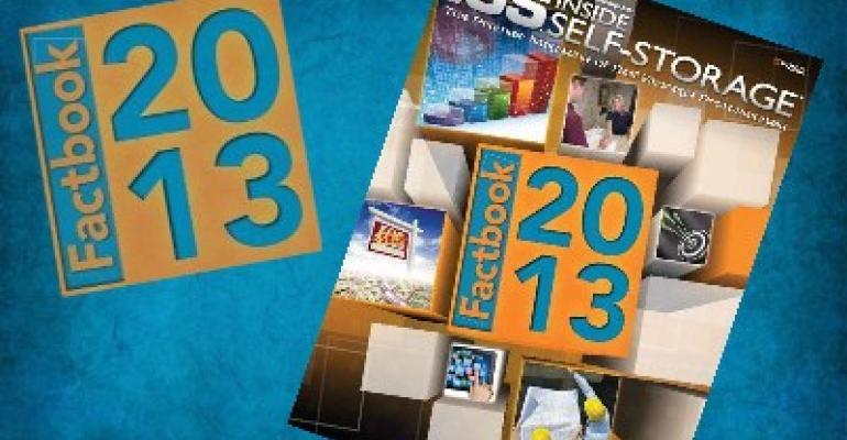 Inside Self-Storage 2013 Factbook