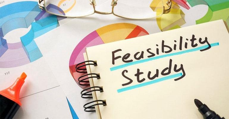 Feasibility study notepad