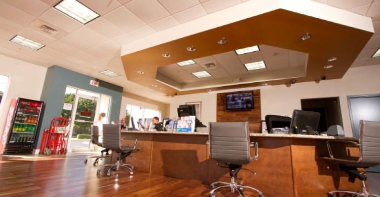 iStorage office in Bradenton, Fla.