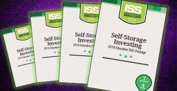 ISS Store Featured Product: New Self-Storage Investing Video Set
