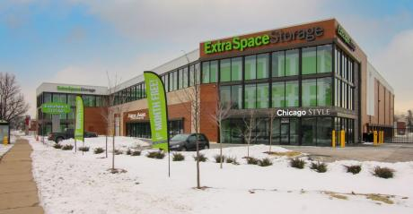 Extra Space Storage in Eastpoint, Mich.