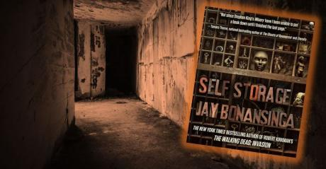 ISS Store Featured Product: A Self-Storage Horror Novel That's Even Scarier Than the Pandemic!