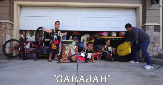 New Affliction Alert! Hawaii Self Storage Warns Customers Against 'Garajahritis'