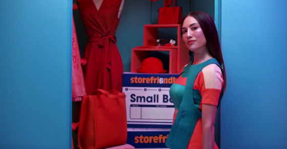 A Robot-Themed Video Produced by Artificial Intelligence … That's How Storefriendly of Asia Rolls!