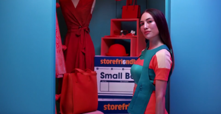 Storefriendly Self-Storage of Asia releases robot-themed video produced by artificial intelligence